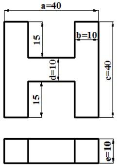 FDM standard parts