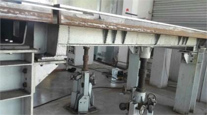 Experimental platform of low speed maglev Center