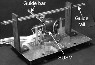 Experimental equipment for drive experiment