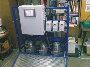 Neodymium machine NMZ-1