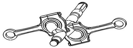 Vibrator structure