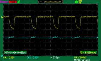 Recorded oscilloscope waveforms of proposed system: a)-d) motor mode; e)-h) generator mode