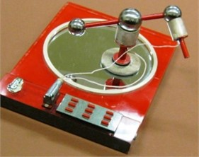 First piezoelectric robots developed in Kaunas University of Technology in 1989