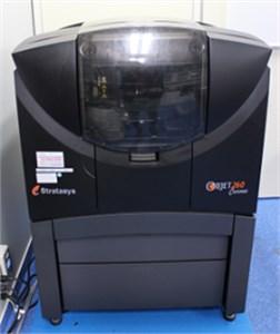 3D printer (Stratasys Objet260 Connex)