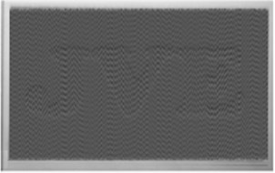 Decoding of the secret information: a) the computer generated decoded image;  b) the secret image obtained by the digital camera (exposure time is 0,63 s)