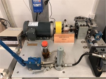 Bearing prognostics simulator