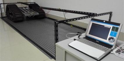 Experiment for the measurement of vibration acceleration