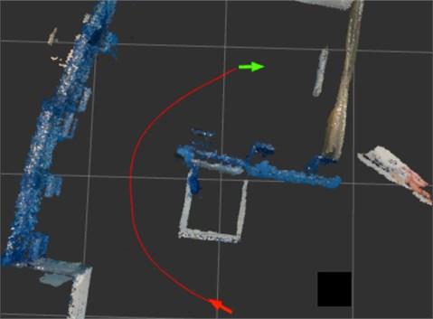 ORB-SLAM based humanoid robot location and navigation system | JVE