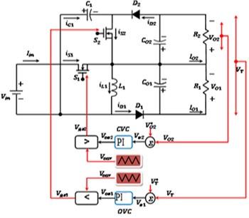 Control of MOBB converter [24]