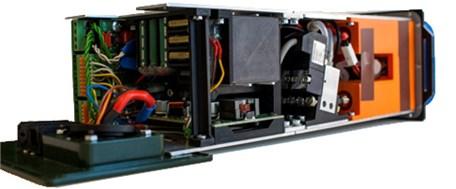 View of device – 20 Watt PEM-FC  hybrid power supply module
