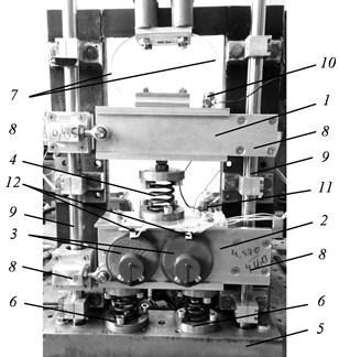 Experimental model