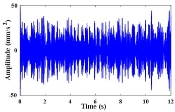 Obtain accurate phase information of the reference shaft based on VKF