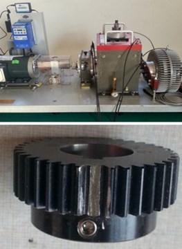Introduction of multi-stage gearbox test bench