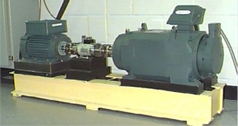 Rolling bearing test platform of West University