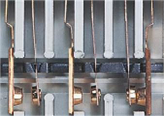 "The electronic control relay ""PMDsrange"" of the company ""Pilz International"", Germany"