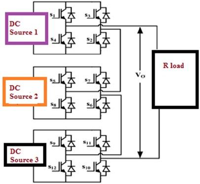 Schematic circuit diagram of CCMLI