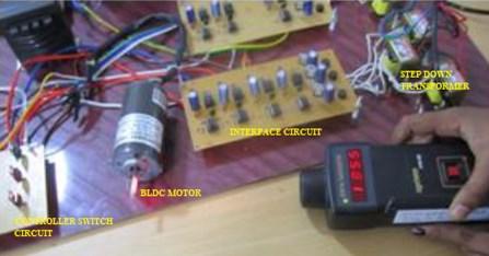Prototype hardware circuit diagram of BBCDCLMLI sensing speed