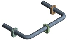 Finite element model and meshing