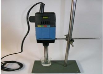 Ultra-turrax homogenizer