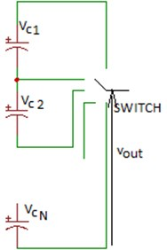 Single-phase inverter with different n levels