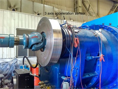 Vibration test rig