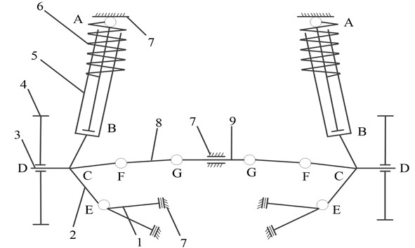 Spatial topology of McPherson independent suspension