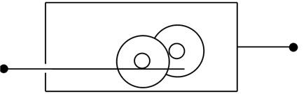 A basic inerter device