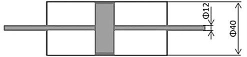 Actuator used instead of classical damper