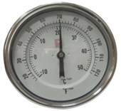 TAB measuring instruments for monitoring the heat pump system