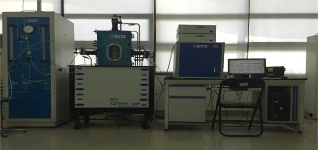 SPAX-2000 true triaxial testing system