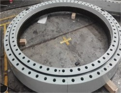 Pitch bearing (without weak zone)