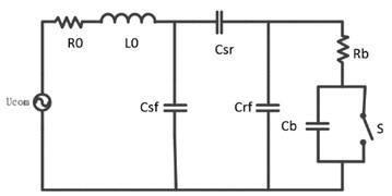 The equivalent circuit model