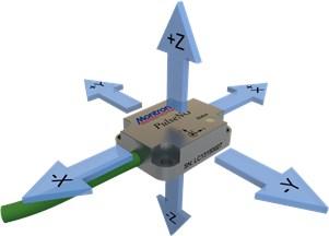 Montronix PulseNG MEMS sensor