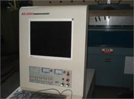 ES-15 hydraulic shaking table