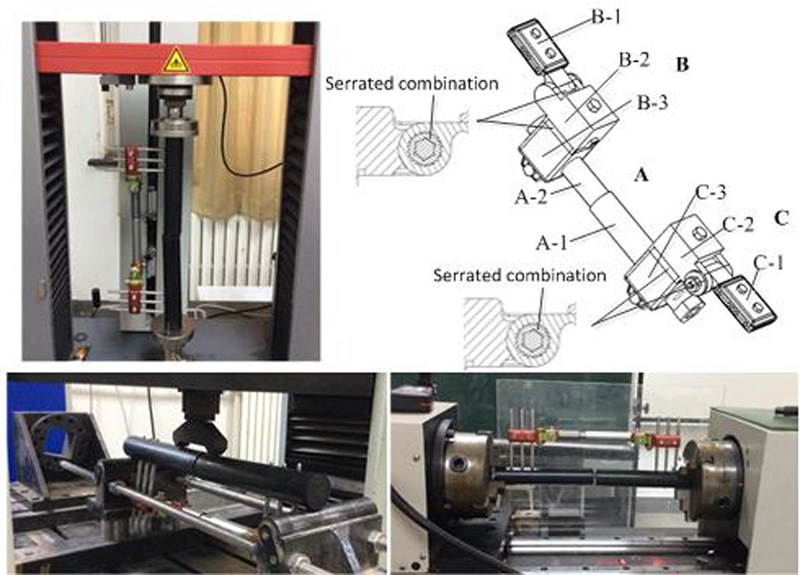 Stiffness of a new unilateral external fixator – a biomechanical study