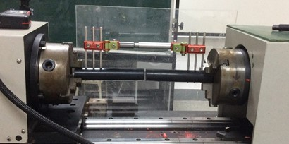 Experimental testing of novel fixator  under torsional load