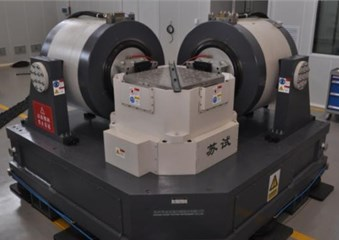 Triaxial vibration test system