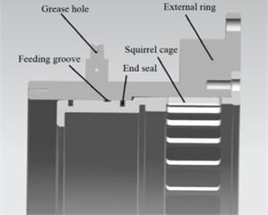 Schematic configuration of SFD