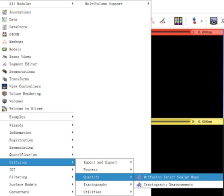 Modules in both extensions are imported