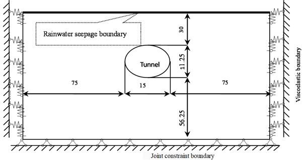 Analysis model (m)