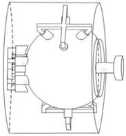 Motor structure diagram