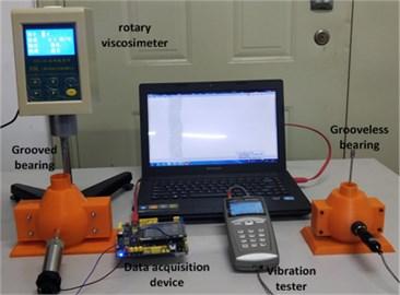 Experimental device