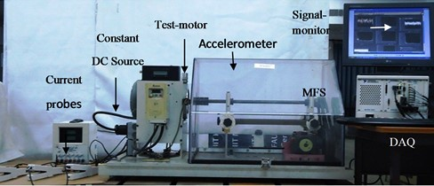 MFS experimental setup