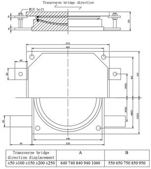 JQZ I 5.0 SX assembly diagram (unit: mm)