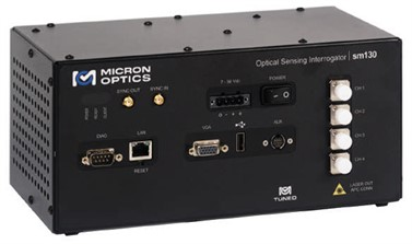 Fiber Bragg grating dynamic signal acquisition instrument