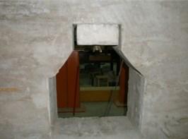 Tunnel surrounding rock model
