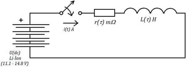 Electrical equivalent of a single coil gun [Original]