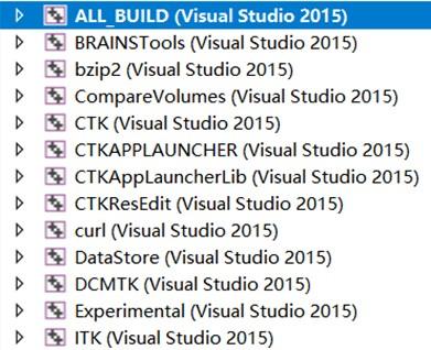 Use visual studio to generate SLN files