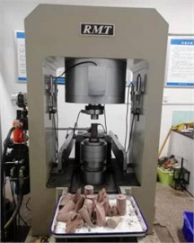Indoor triaxial test and PFC numerical triaxial servo test of mudstone