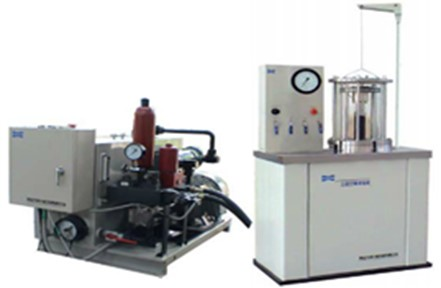 SDT-10soil dynamic triaxial test machine with microcomputer control